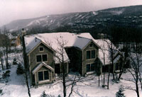 the Poconos In Winter