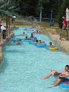 lazy river at Camelbeach