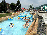 Poconos Waterpark