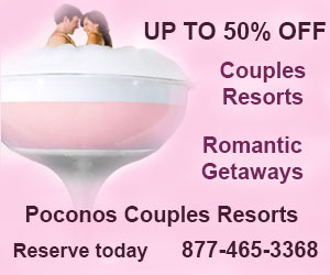 Poconos Couples Resorts