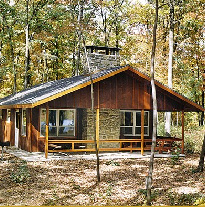 Mountain Springs Lake Cabin