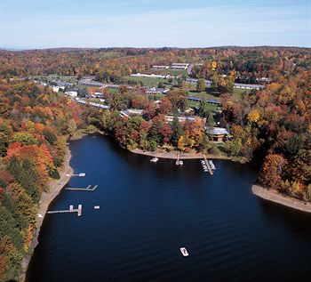 Poconos Resort from Air