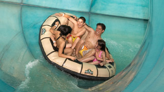 Great Wolf Lodge Indoor Waterpark In The Poconos Mountains