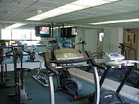Fitness Center Hojo Bartonsville