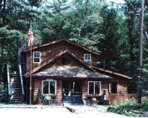 Poconos lodge