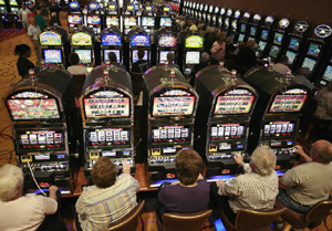 Mount Airy Resort has Slots