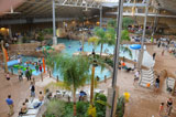 poconos waterpark at Splitrock Resort